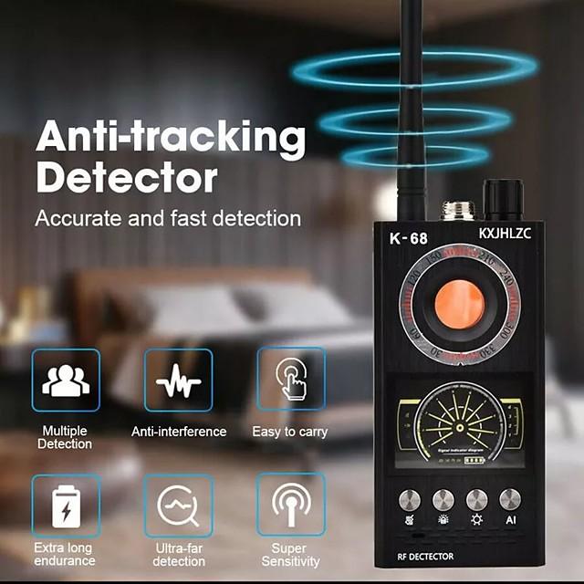 K68 Home Alarm Systems GSM Linux Platform GSM Remote Controller 868 Hz for Bathroom