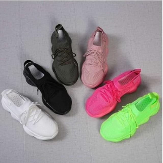 للجنسين أحذية رياضية أمام الحذاء على شكل دائري كانفا لون سادة خمر أبيض أسود