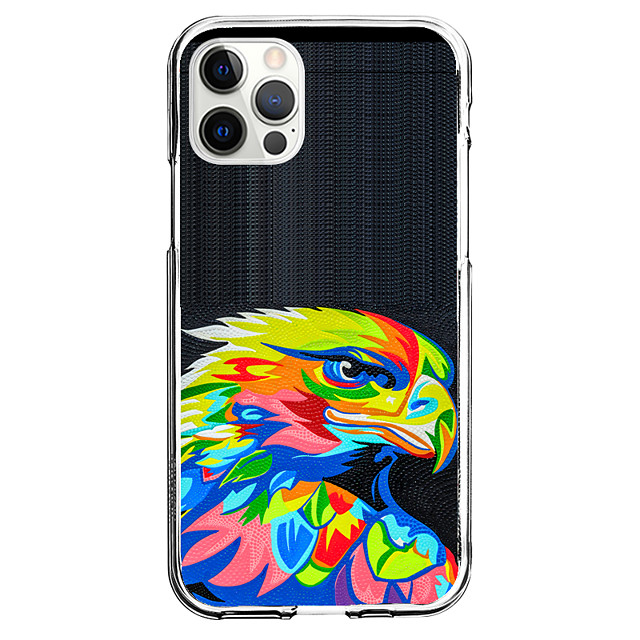 Creative Animal Patterned Case For Apple iPhone 12 iPhone 11 iPhone 12 Pro Max Unique Design Protective Case Pattern Back Cover TPU
