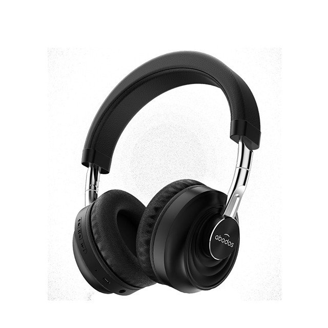 ABODOS AS-WH01 Over-ear Headphone Bluetooth5.0 Stereo HIFI Auto Pairing Long Battery Life for for Mobile Phone