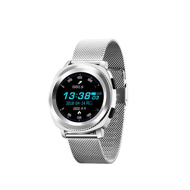 Outlet di fabbrica L2 Intelligente Guarda Bluetooth IP68 Impermeabile Schermo touch Monitoraggio frequenza cardiaca Pedometro Avviso di chiamata Localizzatore di attività per Android iOS Uomini donne
