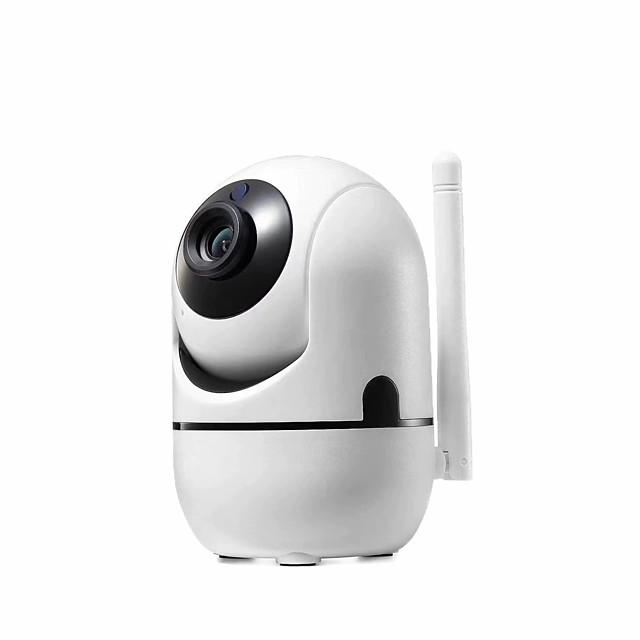 macchina fotografica intelligente di sorveglianza del bambino della macchina fotografica di scuotimento della testa della rete di archiviazione della nuvola della macchina fotografica senza fili di