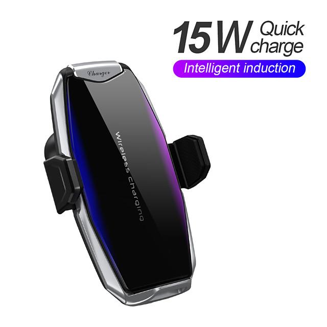 15 W Potenza di uscita Caricatore senza fili Caricabatterie per auto wireless Caricatore senza fili Per Per cellulare