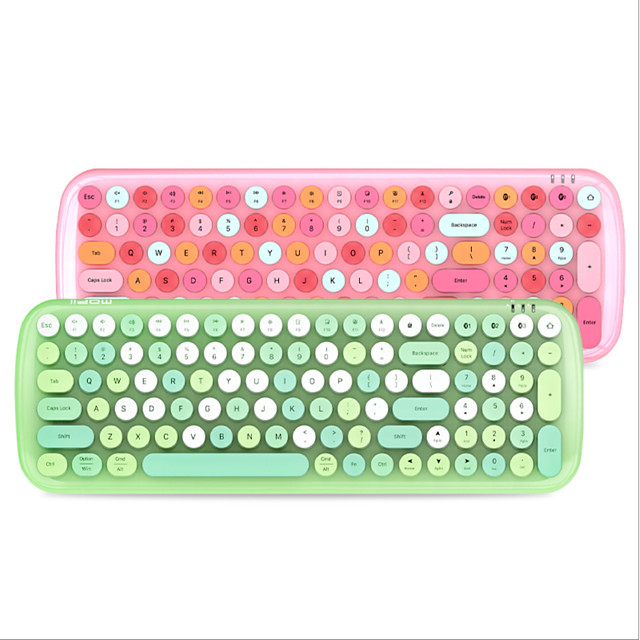 ferris hand mofi candy-bt wireless bluetooth keyboard mobile phone tablet bluetooth keyboard mouse girl poudre