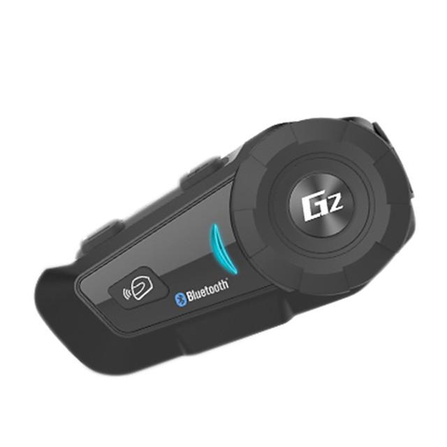 cască cu interfon bluetooth pentru motocicletă, nou interfon fără fir g2 multifuncțional, anti-zgomot