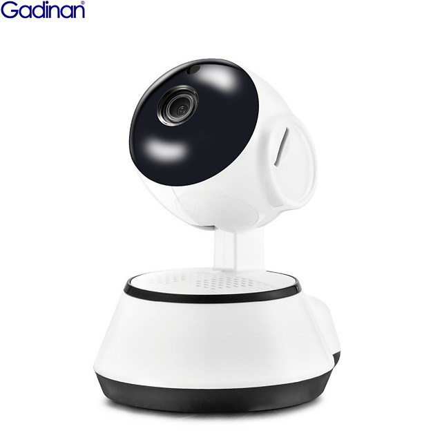 gadinan cctv 720p wifi mini baby monitor wireless ip camera ptz p2p sorveglianza di sicurezza home video monitor visione notturna v380