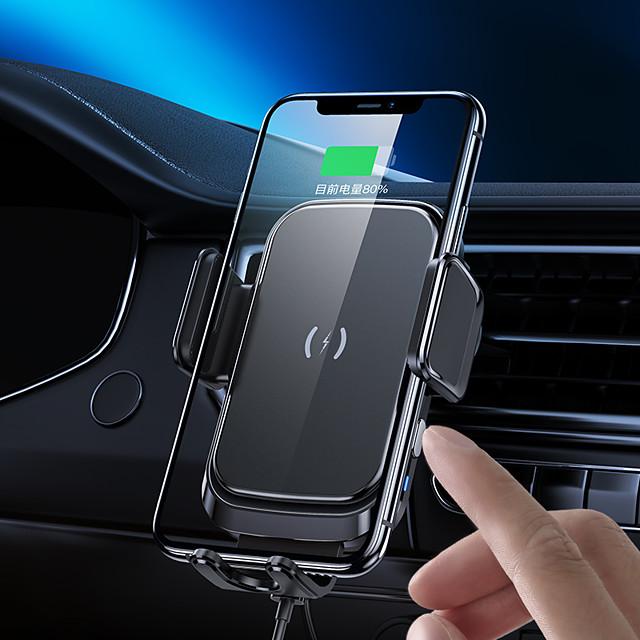 15 W Potenza di uscita Altro Caricatore senza fili Caricabatterie per auto wireless Caricatore senza fili Per Cellulari