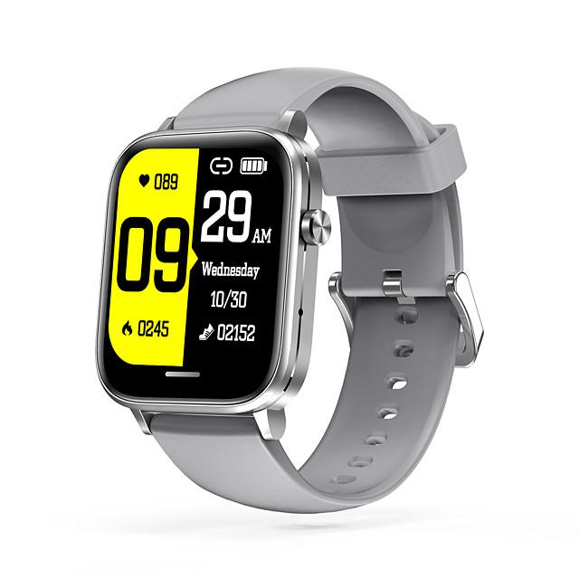 SMA H7 Intelligente Guarda 1.54 pollice Misura dello schermo IP 67 Impermeabile Schermo touch Monitoraggio frequenza cardiaca Timer Cronometro Pedometro Cassa dell'orologio da 45 mm per Android iOS