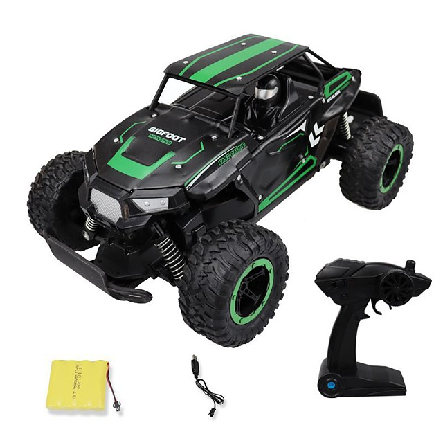 Toy Car Remote Control Car High Speed Rechargeable Remote Control / RC Buggy (Off-road) Racing Car Drift Car 2.4G For Kid's Adults' Gift
