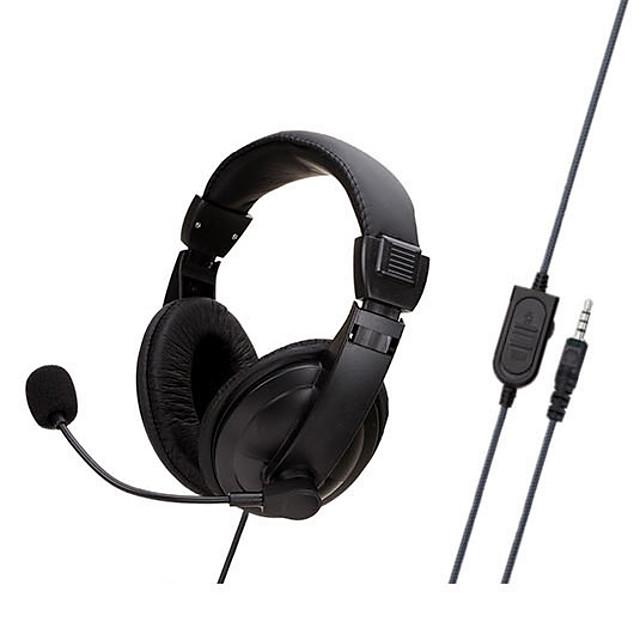 SOYTO SY750MV Casque Gamer Prise audio 3,5 mm PS4 PS5 XBOX Conception Ergonomique Contrôle en ligne pour Apple Samsung Huawei Xiaomi MI PlayStation Xbox