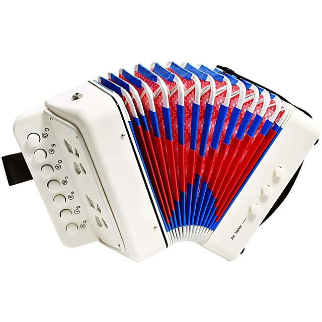 enfants accordéon jouet accordéon mini instruments de musique 10 touches bouton pour enfant enfants enfants tout-petits débutants