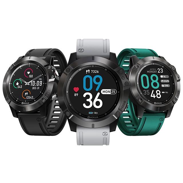 Zeblaze VIBE 6 Inteligentny zegarek EKG + PPG Krokomierz Powiadamianie o połączeniu telefonicznym Wodoodporny Ekran dotykowy GPS IP 67 Etui na zegarek 50 mm na Android iOS Mężczyźni Kobiety / Sport