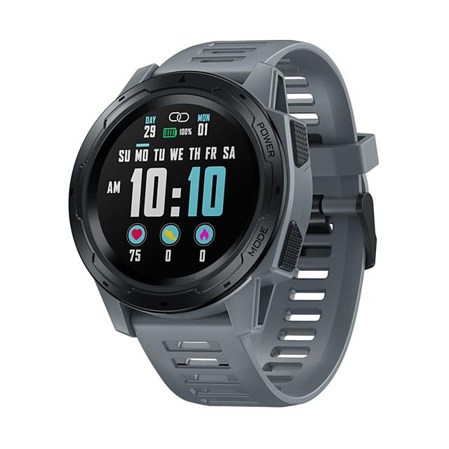 Zeblaze VIBE5 PRO Älykello EKG + PPG Askelmittari Puhelumuistutus Vedenkestävä Kosketusnäyttö GPS IP 67 50 mm kellokotelo varten Android iOS Miehet Naiset / Sykemittari / Verenpaineen mittaus