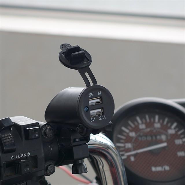 10.5 W انتاج الطاقة USB شاحن سيارة شاحن سريع شاحن متنقل من أجل اى باد عالمي الهاتف الجوال