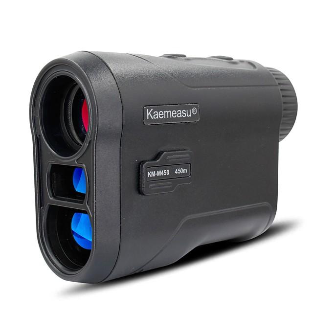 Outlet di fabbrica KM-M450 Misuratore di distanza laser 5-600 Multi-funzione A mano Misurazione automatica del livello Per esterni per misure esterne