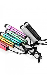 kinston® 7 x balle capacitif rétractable stylet tactile anti-crépuscule fiche des écouteurs pour iPhone / iPad / samsung et d'autres