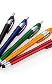 Szkinston 5-en-1 stylet capacitif à écran tactile stylo à bille capacitif stylo pour iphone / ipod / ipad / samsung et autres