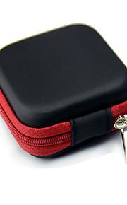 sac de rangement cas pour casque écouteurs  de câble cas conteneur boîte de rangement sac pochette porte