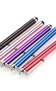 szkinston nouvelle série de style capacitifs métaux 5-en-1 stylo écran stylet tactile galvaniques stylo capacité pour iphone / ipod / ipad