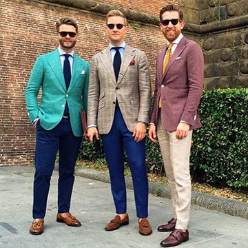 אופנה וביגוד לגברים