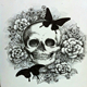 Totenkopf Motiv