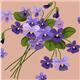 Цветочные ботанический