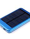 5000mAh zewnętrznego zasilania banku słoneczna bateria dla iPhone4S / 5/5 s / iPad / samsungs3 / S4 / S5 / urządzeń mobilnych