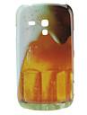 wzór ciężko piwo przypadku Samsung Galaxy i8190 mini s3