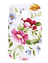 wzór kwiatowy tpu etui do Samsung Galaxy trendu duetów s7562