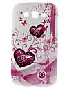 Pokój Wzór Serce Hard Case do Samsung Galaxy Wielkiego duetów I9082