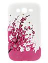 Flower Plum Wzór Hard Case do Samsung Galaxy Wielkiego duetów I9082