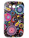 Kolorowe Projekt Hard Case do Samsung Galaxy Wielkiego duetów I9082
