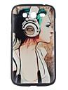 Wzór twarda Beauty Case do Samsung Galaxy Wielkiego duetów I9082