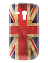Flaga UK Wzór Hard Case do Samsung Galaxy S3 Mini I8190