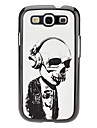 Horrible Wzór Skull Hard Case do Samsung Galaxy S3 I9300