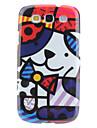 Wzór twarda Dog Case do Samsung Galaxy S3 I9300