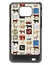 Wzór twarda Dog Case do Samsung Galaxy S2 i9100