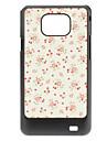 Wzór twarda Flower Case do Samsung Galaxy S2 i9100