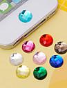 naklejki przycisku akrylowego joyland (losowo wybrane kolory) dla telefonu samsung 8 7 samsung galaxy s8 s7