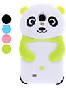 Projektowania 3d panda wzór miękkie etui do Samsung Galaxy S4 i9500