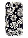 Wzór Flower Exquisite Miękki futerał do Samsung Galaxy S4 I9500