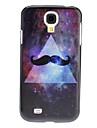 Wzór twarda Beard Case do Samsung Galaxy S4 I9500
