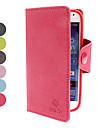 PU Leather Case z gniazda na kartę do Samsung Galaxy S4 mini I9190 (różne kolory)