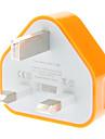 Ładowarka domowa / Przenośna ładowarka Ładowarka USB Wtyczka UK 1 port USB 1 A na