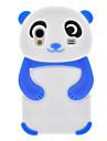 Niebieski Panda silikonowy futerał do Samsung Galaxy Ace S5830