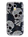 Wzór Durable Skull Hard Case do Samsung Galaxy Mini I9190 S4
