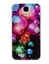 Kolorowy wzór Bubble Hard Case do Samsung Galaxy S4 I9500