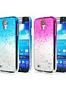 waterdrop kolor gradientu przejrzysty szt twarde etui do Samsung Galaxy s4 i9500