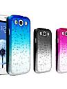Na Samsung Galaxy Etui Przezroczyste Kılıf Etui na tył Kılıf Przejście kolorów PC Samsung S3