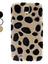 Spot Leopard Case Wzór dla Samsung Galaxy S4 I9500 (Assorted Color)